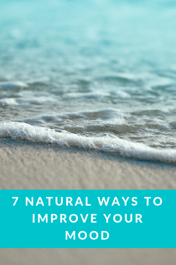 7 Natural ways to improve your mood